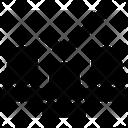 Team Alignmnent Icon