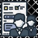 Team appraisal Icon