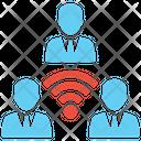 Teamwork Communication Teamwork Team Icon