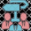 Team Decision Icon