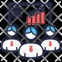 Team Efficiency Efficiency Performance Icon