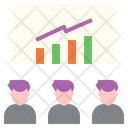 Team Efficiency Business Leadership Icon