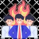Team Fire Icon