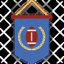 Team Flag Team Banner Flag Icon