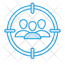 Team Group Target Icon