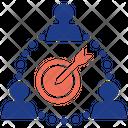 Team Goal Icon