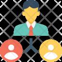 Team Hierarchy Icon