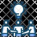 Idea Team Business Icon