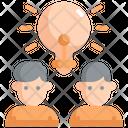 Team Idea Group Idea Idea Icon