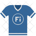 Jersey Team Hockey Icon