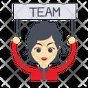 Team Banner Employee Icon
