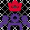 Team Leader Leader Team Icon