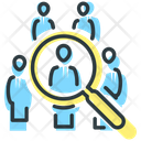 Team Leader Search Statistics Service Icon