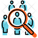 Team Leader Search Icon