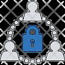 Team Lock Icon