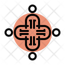 Unity Strategy Network Icon