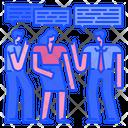Team Meeting Group Meeting Meeting Icon
