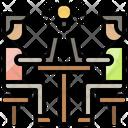 Team Meeting Icon