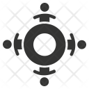 Team Connection Meeting Icon