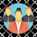 Team Members Organization Icon