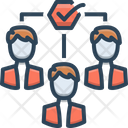 Team Motivation Icon