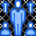 Team Motivation Icon
