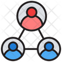 Team Network Icon