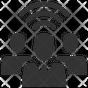 Team Network Icon