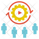 Operation Team Team Icon