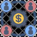 Team Partnership Business Icon