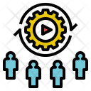 Team Operation Icon