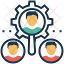 Team optimization Icon