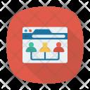 Team Organization Organization Group Icon