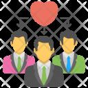 Team Relationship Icon