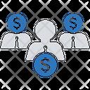 Team Revenue Icon