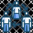 Team Rotation Icon