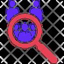 Team Search Seo Plan Icon