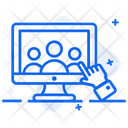 Team Selection Candidate Selection Human Resource Icon