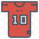 Team shirt Icon