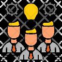 Team Skills Business Icon