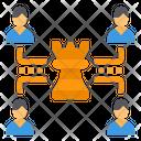 Team Strategy Icon