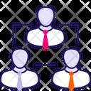 Team Teamwork Users Icon Icon
