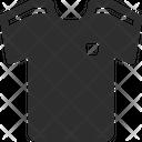Team Uniform Player Shirt Soccer Shirt Icon