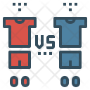 Team Uniform Vs Icon