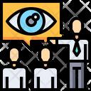 Team vision Icon
