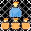 Team Work Team Business Icon