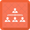 Team Work Office Icon