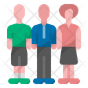 Teams People Worker Icon