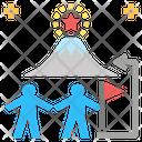 Teamwork Team Spirit Icon