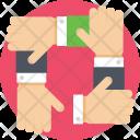 Teamwork Collaboration Team Icon